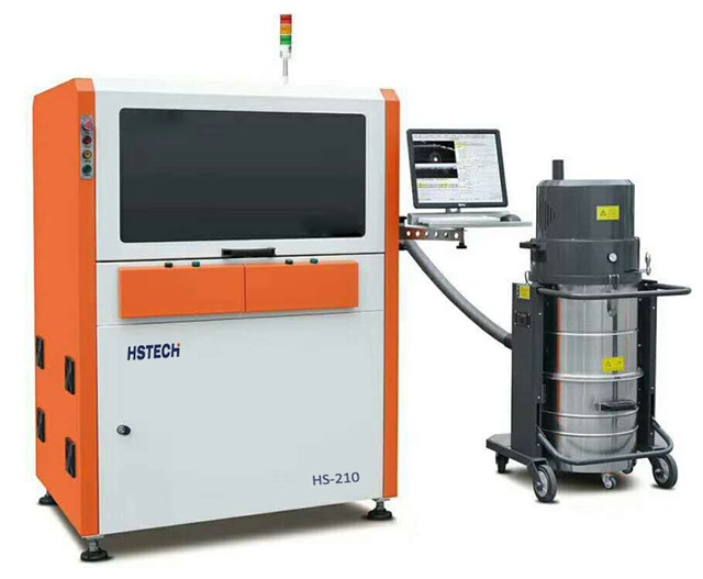 Germany Sycotec Spindle Combined Automatic PCB Router