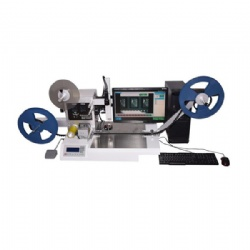 CCD Detection Semi-auto taping machine