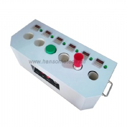 6 working tank solder paste thawing machine