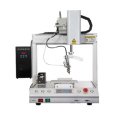 3 Axis Aumatic Soldering Machine