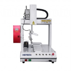 4Axis Automatic Soldering Machine with Rotation