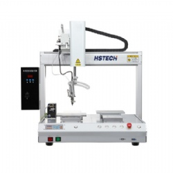 5 Axis Automatic Soldering Machine